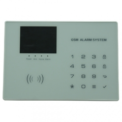 Wireless GSM Burglar Alarm with voice prompt for commercial and home usage